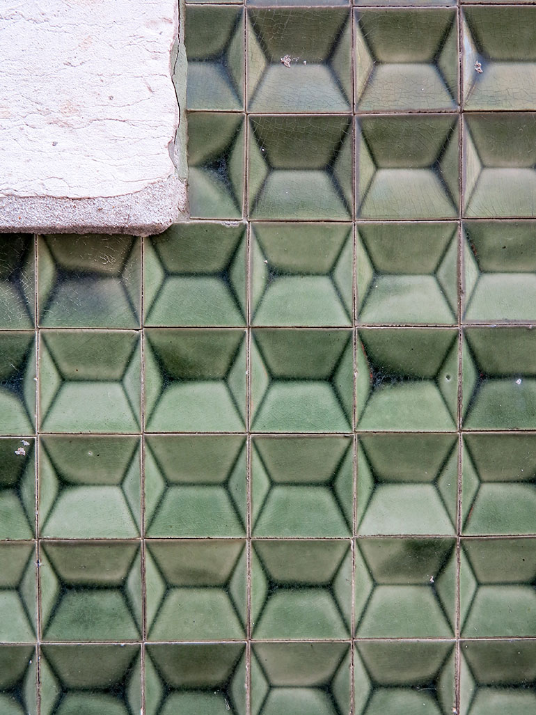 Tiles of Lisbon. Photo: Heather Moore