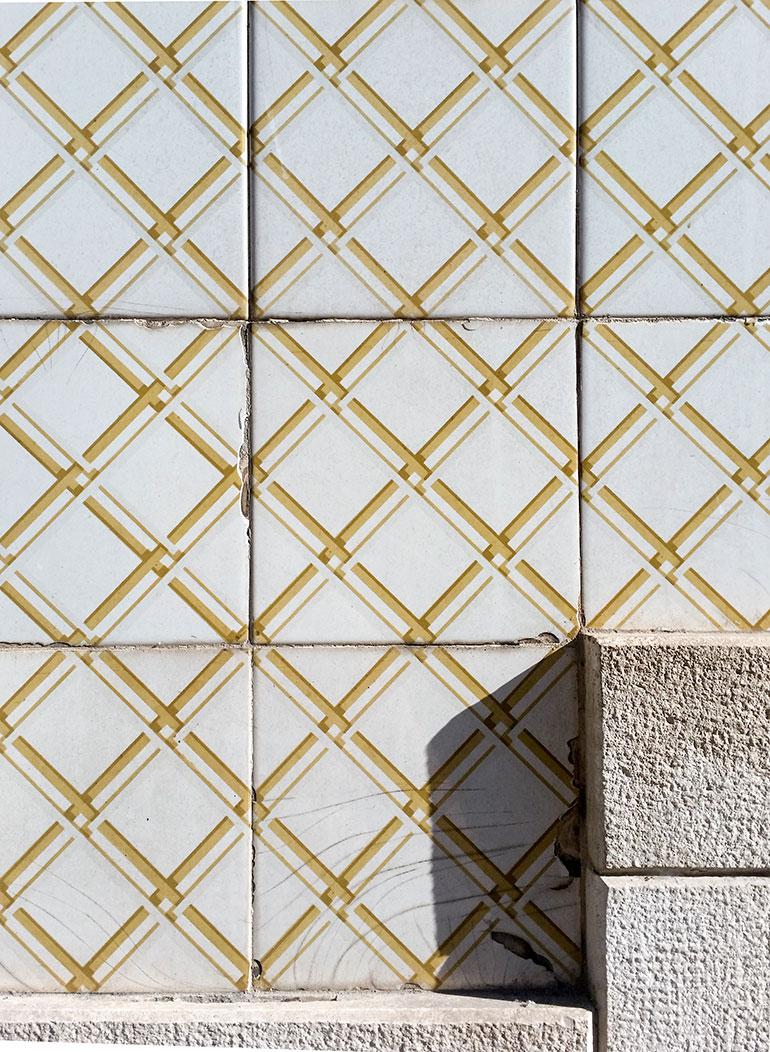 Tiles of Lisbon. Photo: Heather Moore