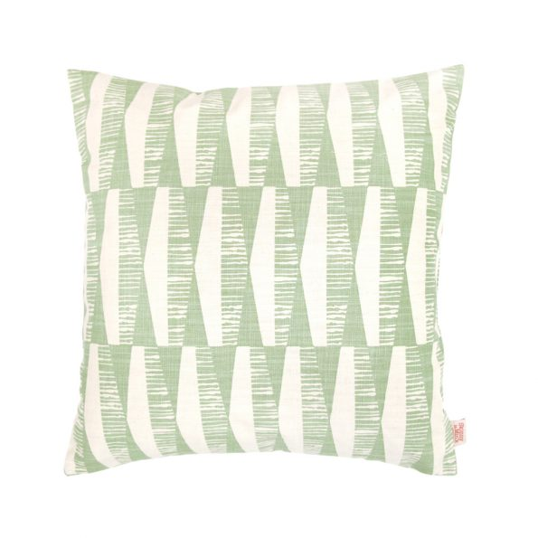 Skinny laMinx Cushion Cover Dimensional Diamonds Sage
