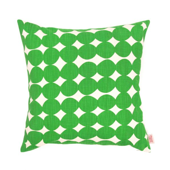 Skinny Laminx Cushion Cover Pebble Bazil