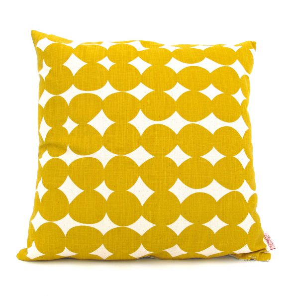 Skinny Laminx Cushion Cover Pebble Pollen