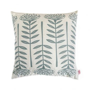 Skinny laMinx Cushion Cover Tall Protea Wedgewood