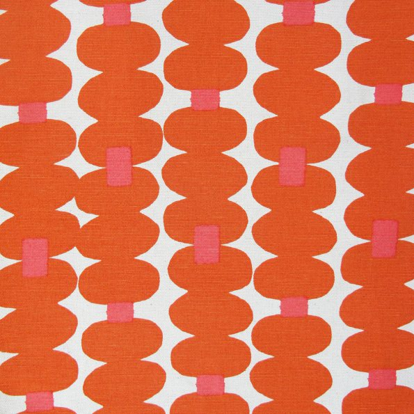 Skinny laMinx Fabric Oddjects Tangerine