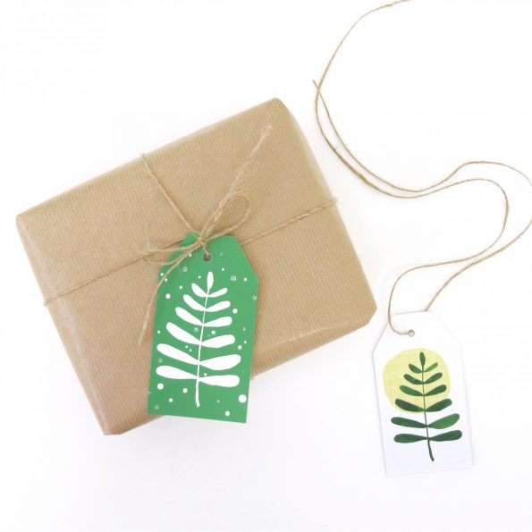 Skinny Laminx Gift Tags North And South Styled