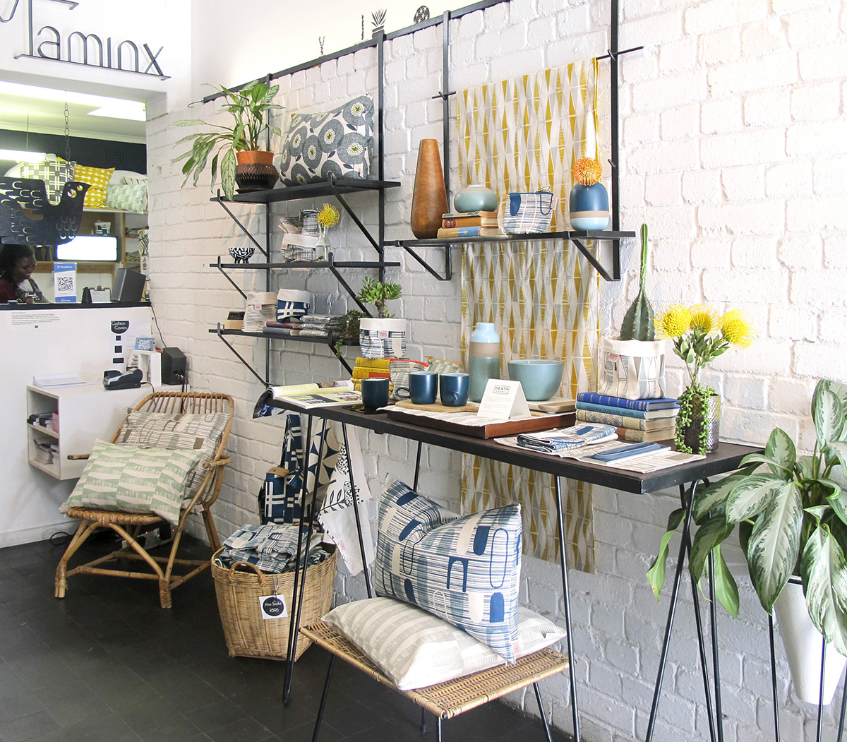 The Skinny laMinx shop in Cape Town