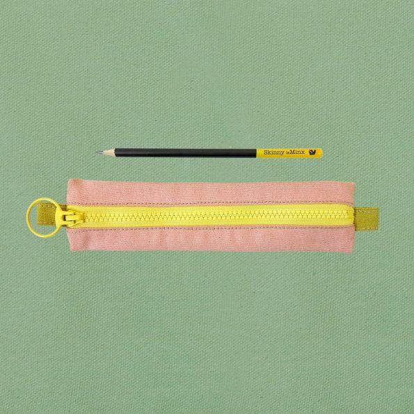 Skinny laMinx Pen Bag Shell