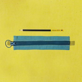 Skinny laMinx Pen Bag Teal