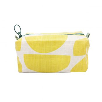 Skinny laMinx Travel Bag Bowls Lemon Slice Front
