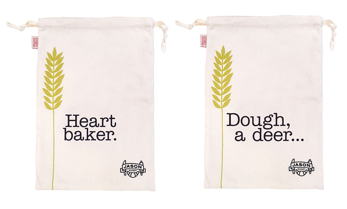 Jason Bakery Bags